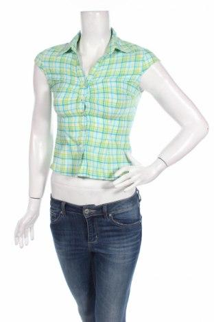 Дамска риза H&M, Размер XS, Цвят Многоцветен, 100% памук, Цена 3,25лв.
