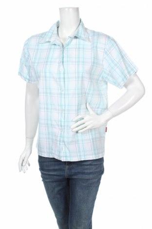 Дамска риза Manguun, Размер L, Цвят Многоцветен, Цена 4,50лв.