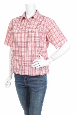 Дамска риза Schoffel, Размер L, Цвят Многоцветен, 100% полиестер, Цена 5,50лв.