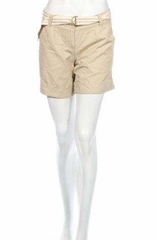 Γυναικείο κοντό παντελόνι Aiiz, Μέγεθος S, Χρώμα  Μπέζ, Βαμβάκι, Τιμή 10,00€