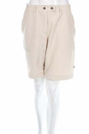 Дамски къс панталон TCM, Размер L, Цвят Бежов, 94% полиестер, 6% еластан, Цена 19,00лв.