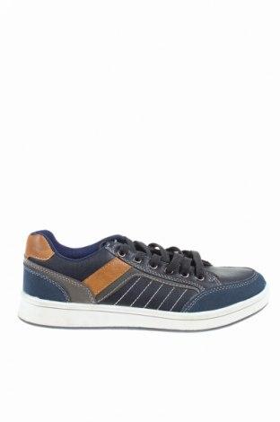 Γυναικεία παπούτσια Apollo, Μέγεθος 37, Χρώμα Μπλέ, Δερματίνη, Τιμή 16,24€