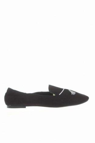 Γυναικεία παπούτσια Old Navy, Μέγεθος 39, Χρώμα Μαύρο, Κλωστοϋφαντουργικά προϊόντα, Τιμή 10,45€
