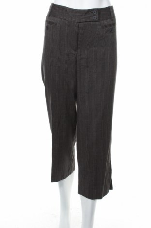 Дамски панталон Ann Taylor, Размер M, Цвят Сив, 64% полиестер, 34% вискоза, 2% еластан, Цена 14,22лв.