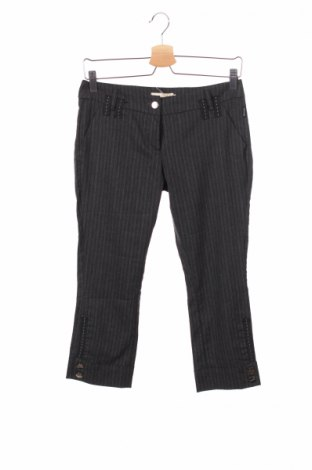 Дамски панталон Artigli, Размер S, Цвят Сив, 63% полиестер, 34% вискоза, 3% еластан, Цена 14,74лв.