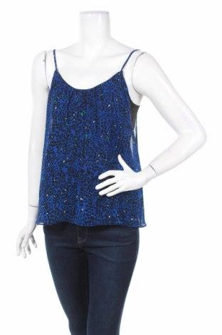 Γυναικείο αμάνικο μπλουζάκι Aqua, Μέγεθος S, Χρώμα Μπλέ, 100% πολυεστέρας, Τιμή 3,65€