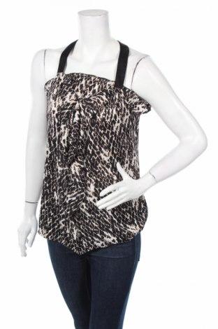Γυναικείο αμάνικο μπλουζάκι Jacob, Μέγεθος M, Χρώμα Πολύχρωμο, Πολυεστέρας, Τιμή 3,68€