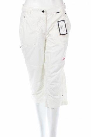 Дамски спортен панталон Icepeak, Размер M, Цвят Бял, 100% полиамид, Цена 16,00лв.