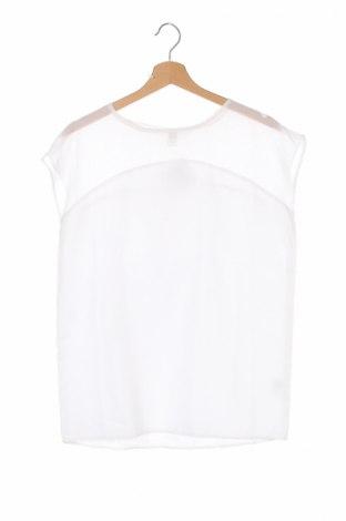 Детска блуза, Размер 15-18y/ 170-176 см, Цвят Бял, Полиестер, Цена 3,12лв.