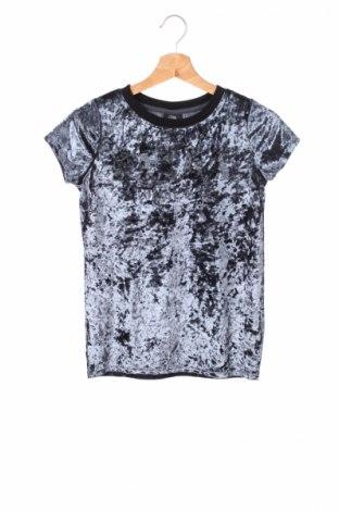 Детска блуза Page One, Размер 10-11y/ 146-152 см, Цвят Син, 92% полиестер, 8% еластан, Цена 5,50лв.