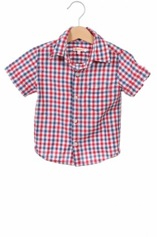 Детска риза Blue Zoo, Размер 18-24m/ 86-98 см, Цвят Многоцветен, Памук, Цена 11,44лв.