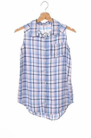 Детска риза H&M, Размер 12-13y/ 158-164 см, Цвят Многоцветен, 100% вискоза, Цена 4,20лв.