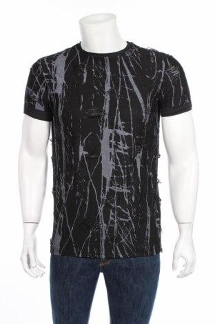 Pánské tričko  Much More, Rozměr M, Barva Černá, 95% polyester, 5% elastan, Cena  94,00Kč