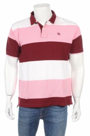 Pánské tričko  Polo & Racquet Club, Rozměr XL, Barva Vícebarevná, Bavlna, Cena  156,00Kč