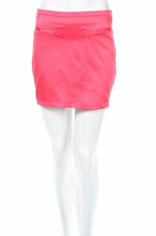 Φούστα Amisu, Μέγεθος M, Χρώμα Κόκκινο, 49% πολυεστέρας, 48% βαμβάκι, 3% ελαστάνη, Τιμή 4,02€