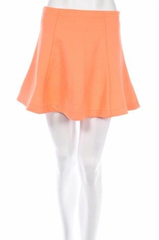 Пола Bik Bok, Размер S, Цвят Оранжев, 95% полиестер, 5% еластан, Цена 5,40лв.