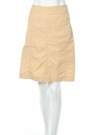 Φούστα Blacky Dress, Μέγεθος S, Χρώμα  Μπέζ, 82% πολυεστέρας, 18% πολυουρεθάνης, Τιμή 3,91€