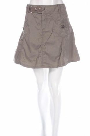 Пола Camaieu, Размер L, Цвят Кафяв, 100% памук, Цена 5,46лв.