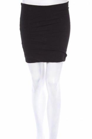 Пола H&M, Размер S, Цвят Черен, 95% памук, 5% еластан, Цена 4,50лв.