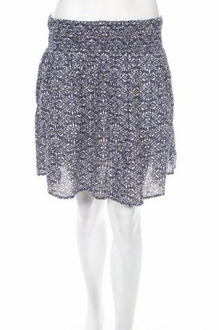 Φούστα H&M L.o.g.g, Μέγεθος L, Χρώμα Λευκό, Βαμβάκι, Τιμή 4,70€