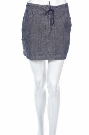 Φούστα Oxbow, Μέγεθος S, Χρώμα Μπλέ, Βαμβάκι, Τιμή 8,40€