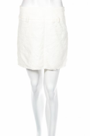 Пола Tally Weijl, Размер S, Цвят Бял, Цена 4,64лв.