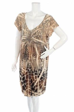 Sukienka Apt.9, Rozmiar XL, Kolor Kolorowy, 94% poliester, 6% elastyna, Cena 63,82zł