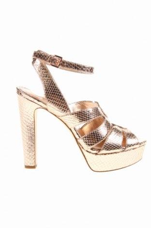 Sandále Michael Kors, Veľkosť 38, Farba Ružová, Pravá koža , Cena  45,23€