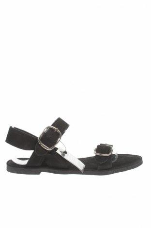 Sandále Pavement, Veľkosť 40, Farba Čierna, Pravá koža , Cena  14,82€