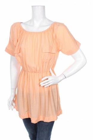 Туника Sabo Skirt, Размер XS, Цвят Оранжев, 65% памук, 35% полиестер, Цена 28,00лв.