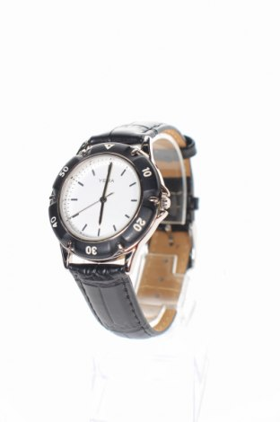 Ρολόι Yema, Χρώμα Μαύρο, Μέταλλο, γνήσιο δέρμα, Τιμή 187,53€