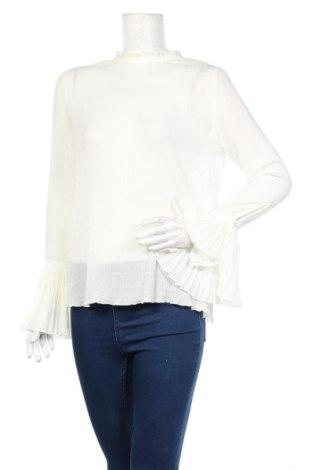 Γυναικεία μπλούζα H&M, Μέγεθος M, Χρώμα Εκρού, Πολυεστέρας, Τιμή 11,69€