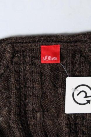 Γυναικεία ζακέτα S.Oliver, Μέγεθος S, Χρώμα Καφέ, Τιμή 16,89€