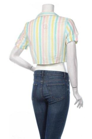 Дамска риза Clockhouse, Размер M, Цвят Многоцветен, Памук, Цена 19,08лв.