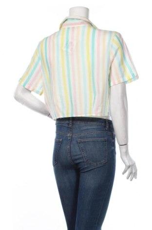 Дамска риза Clockhouse, Размер XL, Цвят Многоцветен, Памук, Цена 19,08лв.