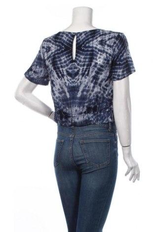 Дамска риза Clockhouse, Размер L, Цвят Син, Вискоза, Цена 5,40лв.