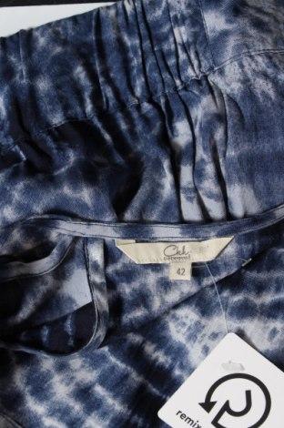 Дамска риза Clockhouse, Размер L, Цвят Син, Вискоза, Цена 19,08лв.