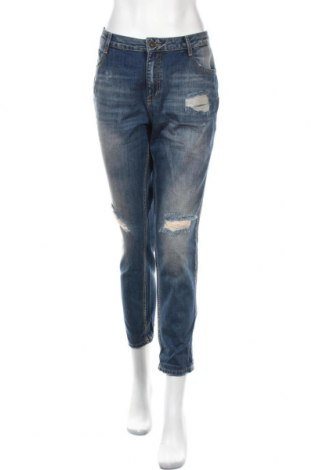 Γυναικείο Τζίν Tom Tailor, Μέγεθος L, Χρώμα Μπλέ, Βαμβάκι, Τιμή 26,29€