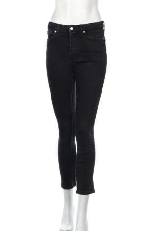 Damskie jeansy Zara Trafaluc, Rozmiar S, Kolor Czarny, Cena 50,66zł
