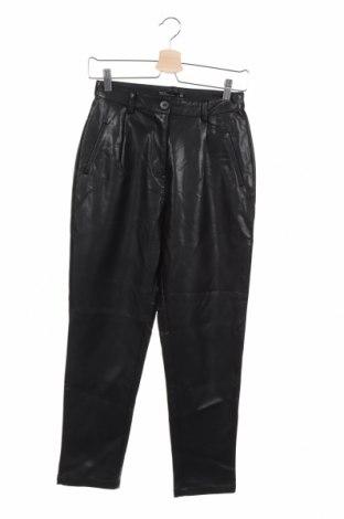 Damskie skórzane spodnie House, Rozmiar XS, Kolor Czarny, Eko skóra, Cena 78,75zł
