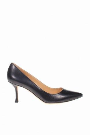 Γυναικεία παπούτσια Sergio Rossi, Μέγεθος 38, Χρώμα Μαύρο, Γνήσιο δέρμα, Τιμή 141,79€