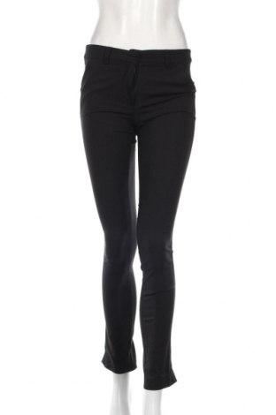 Дамски панталон Absolu, Размер S, Цвят Черен, 62% памук, 33% полиестер, 5% еластан, Цена 6,04лв.
