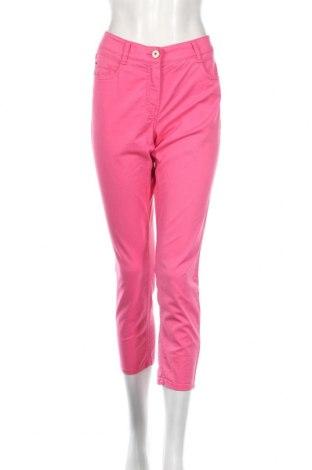 Дамски панталон Atelier GARDEUR, Размер L, Цвят Розов, 98% памук, 2% еластан, Цена 10,24лв.