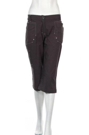 Дамски панталон Crane Sports, Размер M, Цвят Сив, 97% полиамид, 3% еластан, Цена 7,20лв.