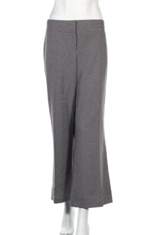 Дамски панталон F&F, Размер XL, Цвят Сив, Полиестер, Цена 9,74лв.