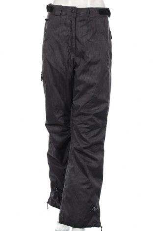 Дамски панталон за зимни спортове Crane, Размер L, Цвят Сив, 98% полиамид, 2% полиестер, Цена 15,49лв.