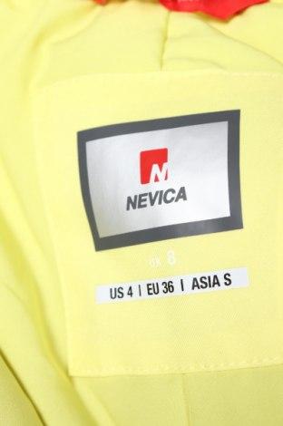 Дамски панталон за зимни спортове Nevica, Размер S, Цвят Жълт, Полиестер, Цена 63,24лв.