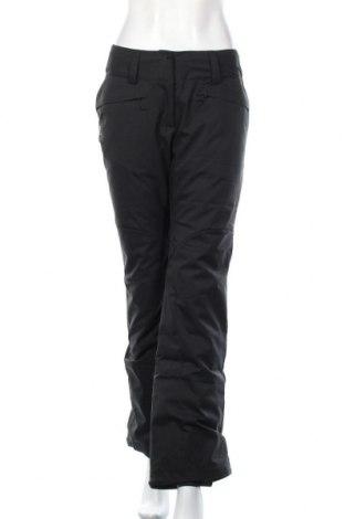 Дамски панталон за зимни спортове Salomon, Размер S, Цвят Черен, 88% полиамид, 12% еластан, Цена 171,75лв.