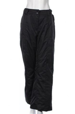 Дамски панталон за зимни спортове Ultrasport, Размер XL, Цвят Черен, Полиестер, Цена 15,23лв.