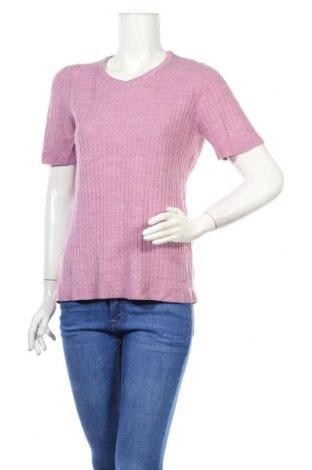 Дамски пуловер Antea, Размер XXL, Цвят Лилав, Акрил, Цена 24,15лв.